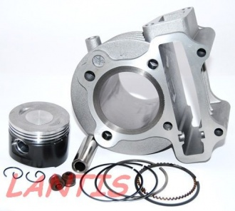 CYLINDER 4T  QUEST WILGA THUNDER GY6 4T 47mm