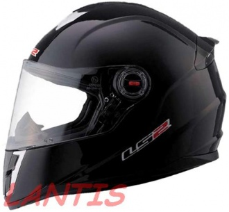 KASK LS2 FF392.1 INTEGRALNY JUNIOR BLACK