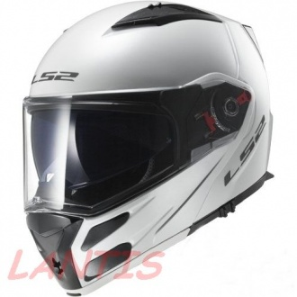 KASK LS2 FF324 METRO SOLID WHITE